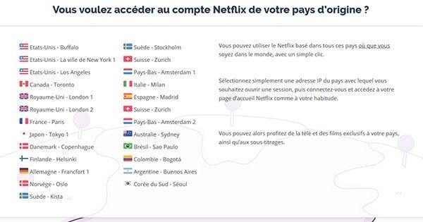 Serveurs-Netflix-PrivateVPN