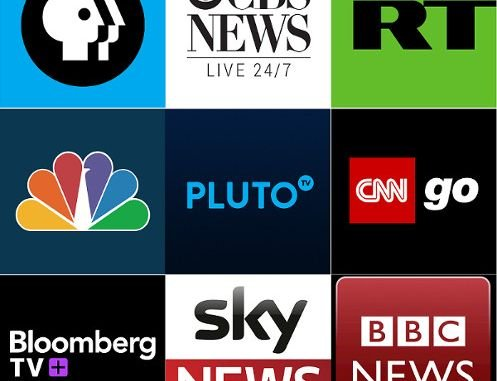 Best News Apps for Live Streaming on Amazon Fire TV & Roku
