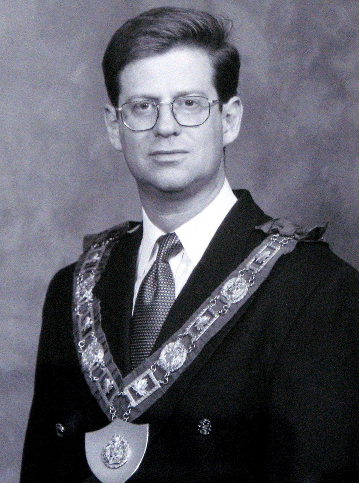 Mayor Robert Libman