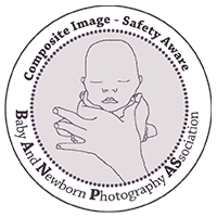 Logo showing that we are safety aware and know when and where to use composite images