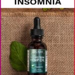 CBD oil for improved sleep