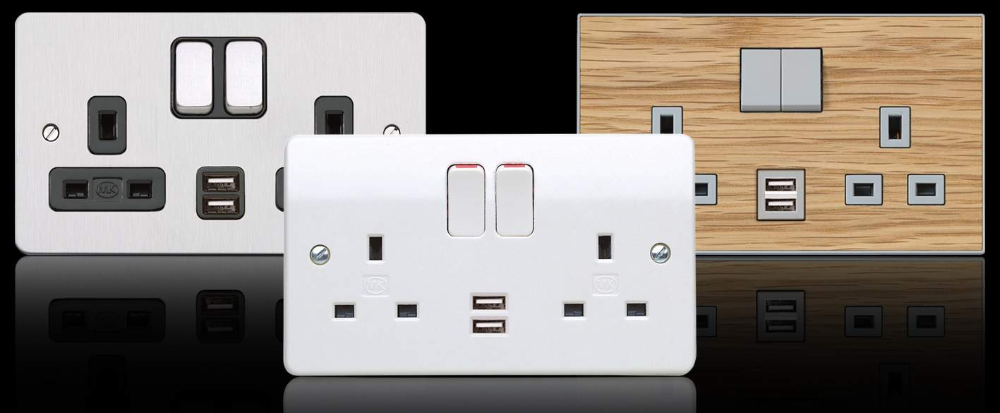 See why CPJ Electrics use MK sockets for a chance to win iPad Mini