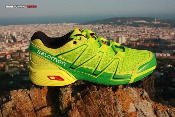 Обзор кроссовок Salomon Speedcross Vario