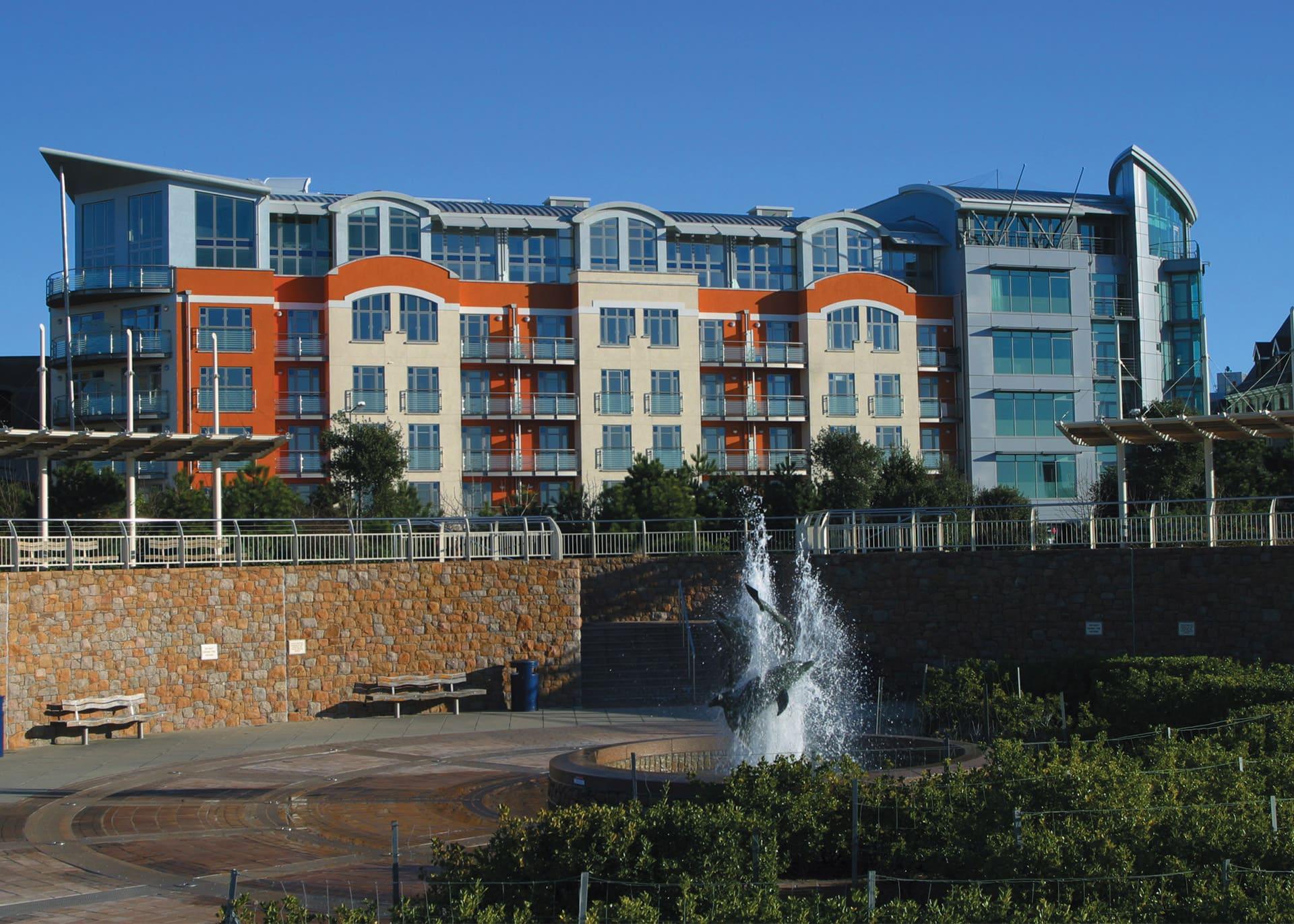 century buildings development st helier