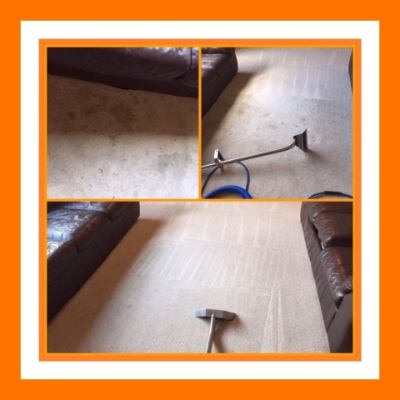 Cream Carpet Cleaning