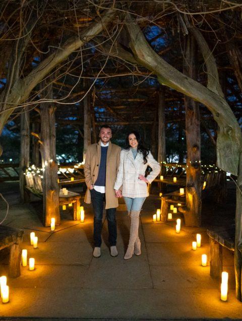 Photo 3 Sunset candlelight Wedding Ceremony