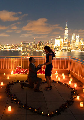 Photo 25 Proposing ideas | Best creative proposal ideas in NYC