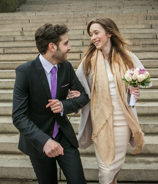 Photo 32 New York Elopement Packages | Elope in NY - Dare to Dream