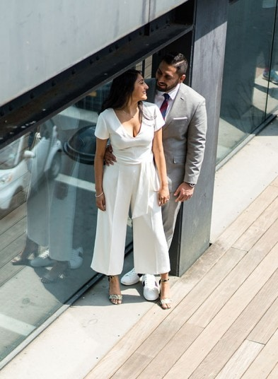 Photo 59 Rooftop wedding photographer in New York | Small wedding ideas photographer in New York