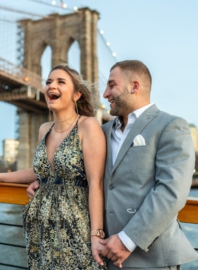Photo 35 Rooftop wedding photographer in New York | Small wedding ideas photographer in New York
