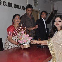 Kolkata Press Club on Tagore Next Gen