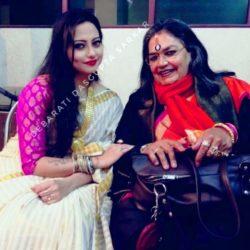 with usha uthup