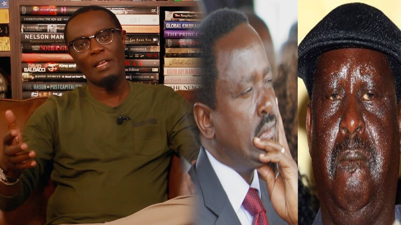 Image result for Trouble in NASA: Kalonzo for WIPER President?