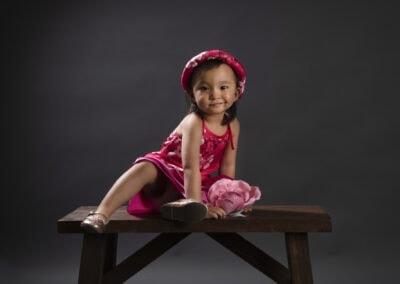 Little Girl birthday celebration_32