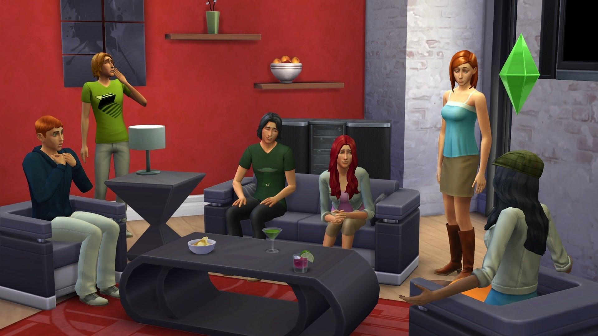 Heute im Team-Stream: Die Sims 4 (PC)
