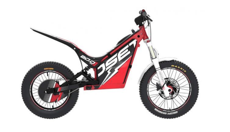2020 Oset Trials bike 1