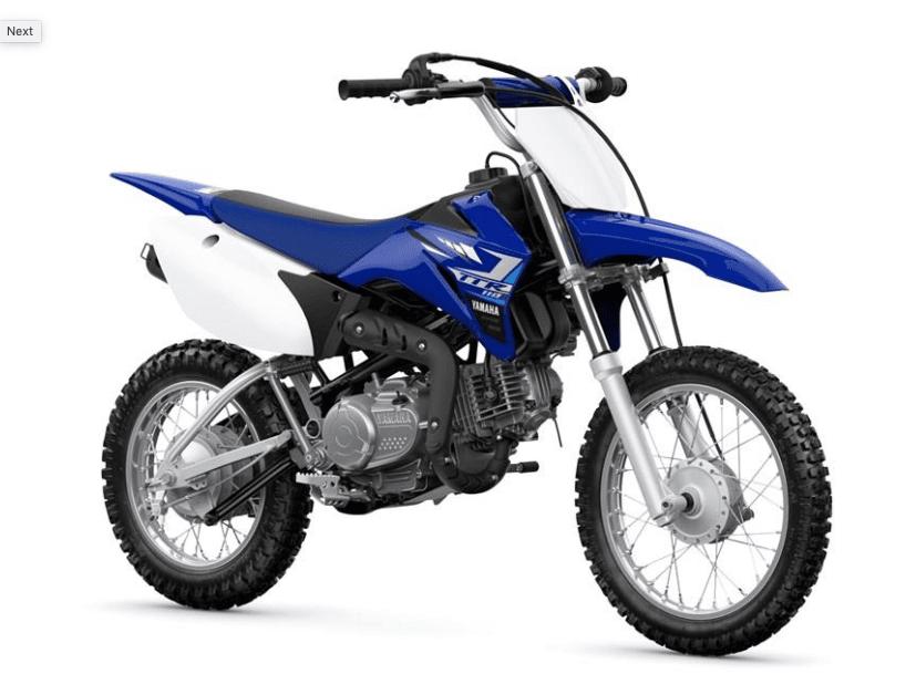 2020 Yamaha TTR110E