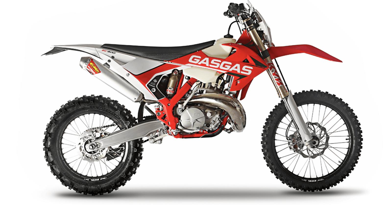 GasGas dirt bike