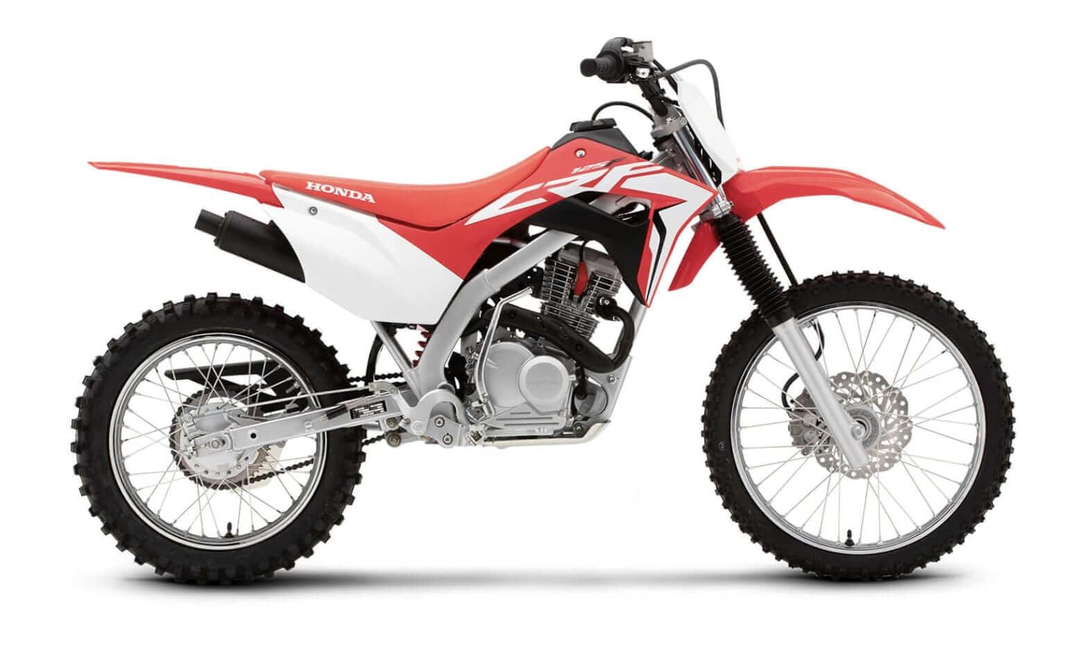 2020 Honda CRF125F Big Wheel