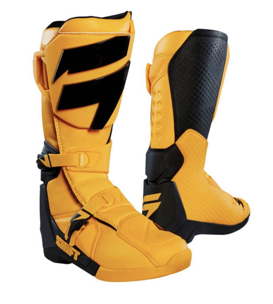 Shift motocross boots
