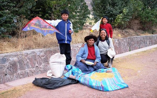 Peru volunteer vacation