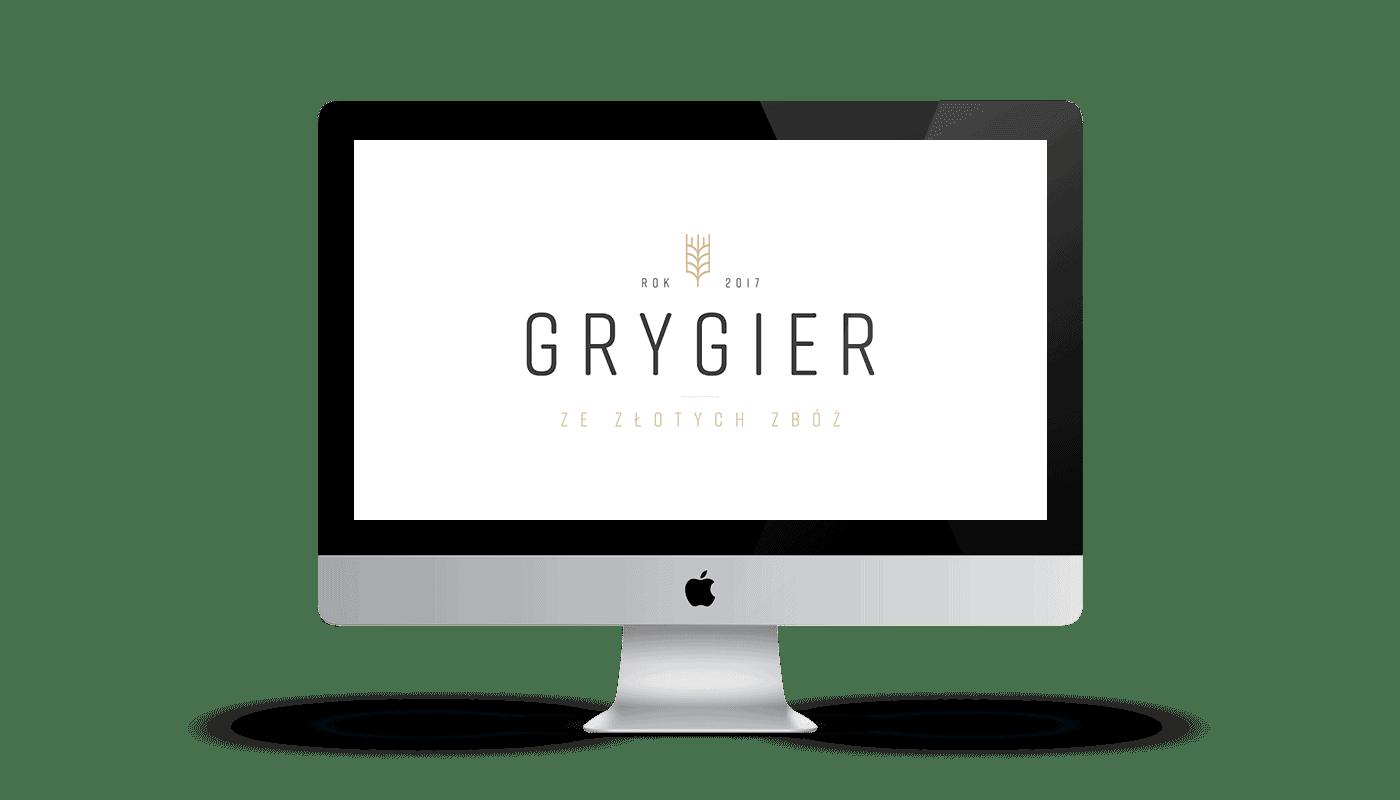 Grygier - logo