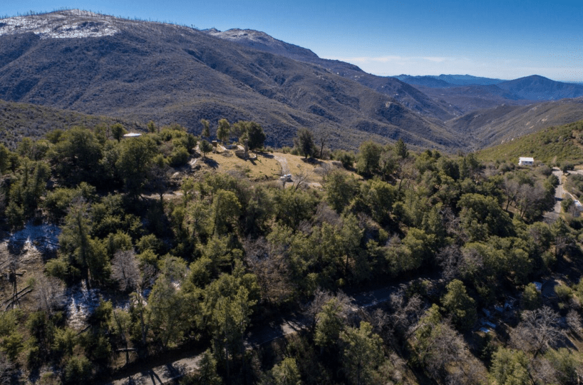Cuyamaca Lake Land For Sale