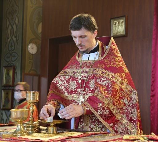 В Донской духовной семинарии совершена выпускная череда