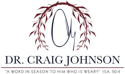 Dr. Craig Johnson | Bethel Christian Fellowship Logo