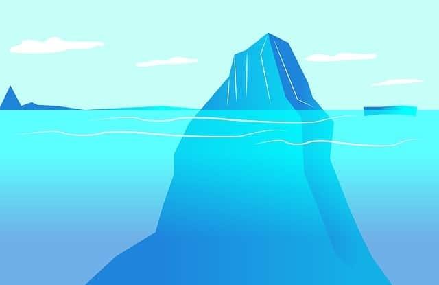 iceberg 1421411 640