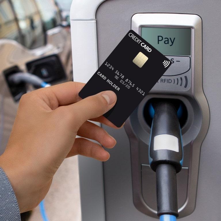 EV charging billing