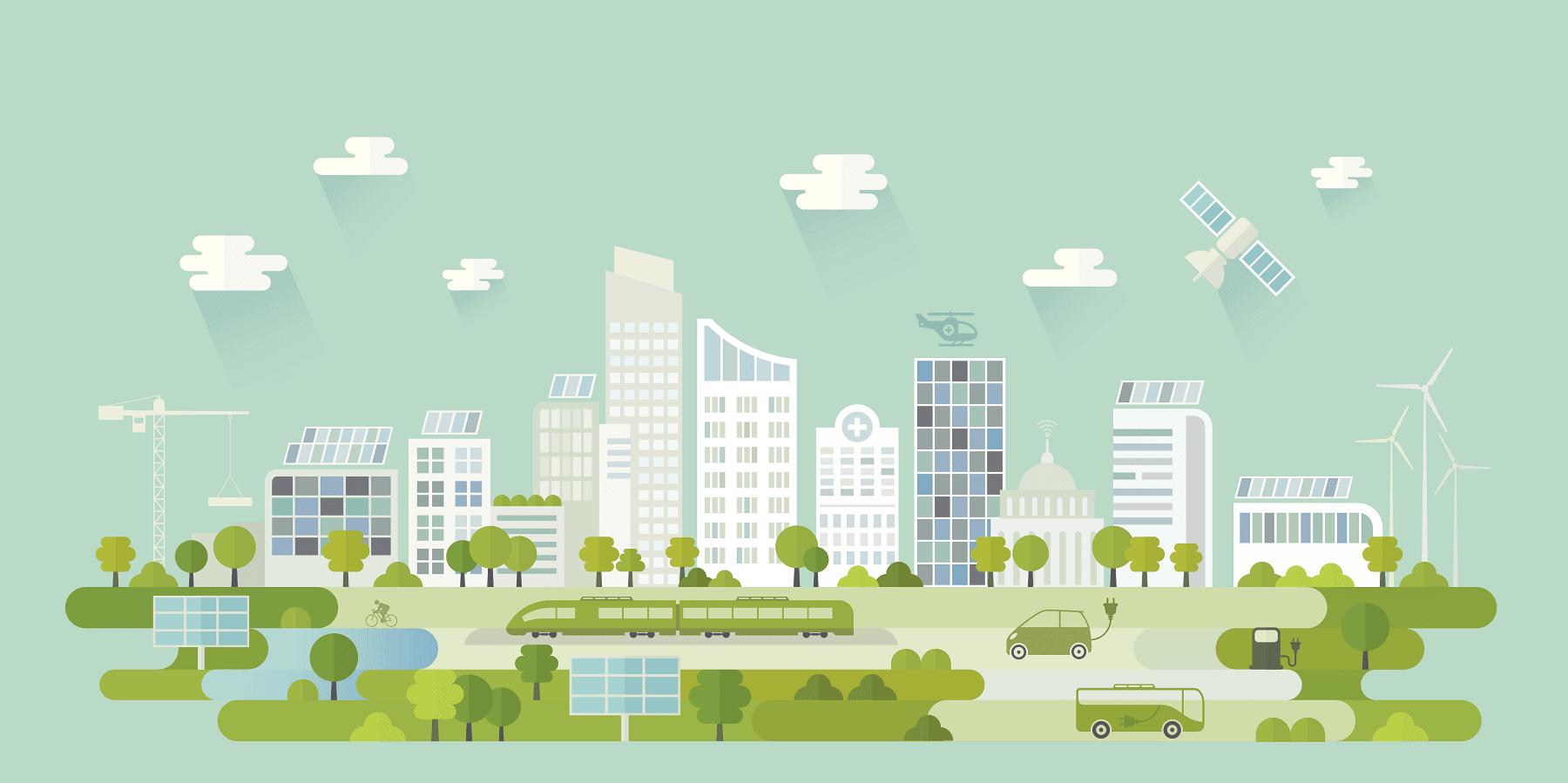 Smart city and EV adoption