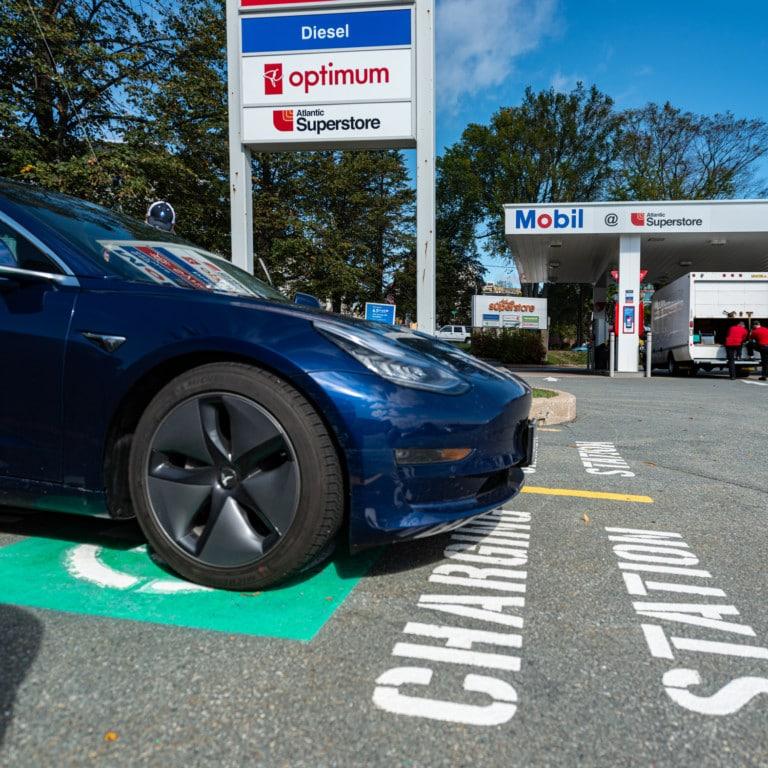Oil & Gas EV charging