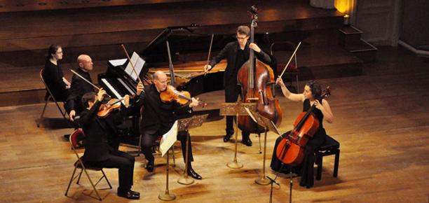 Thymos Quartet featuring Christoph Eschenbach, Piano