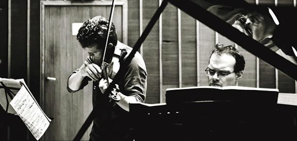 Christian Tetzlaff, Violin & Lars Vogt, Piano