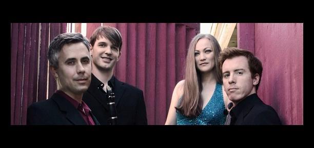 Antares Piano-Clarinet Quartet