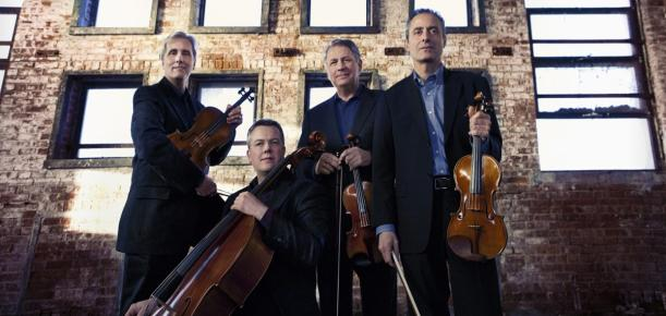 Artist-in-Residence: Emerson String Quartet