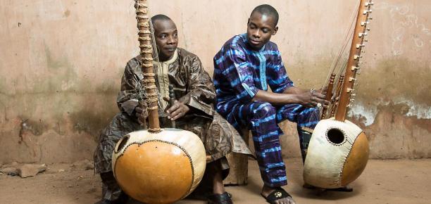 Toumani Diabaté & Sidiki Diabaté