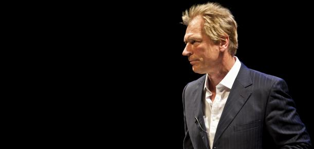 Julian Sands <br /><em>A Celebration of Harold Pinter</em>
