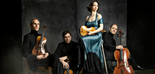 Artists-in-Residence: Cuarteto Casals