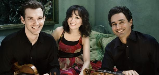 Artists-in-Residence: Horszowski Trio