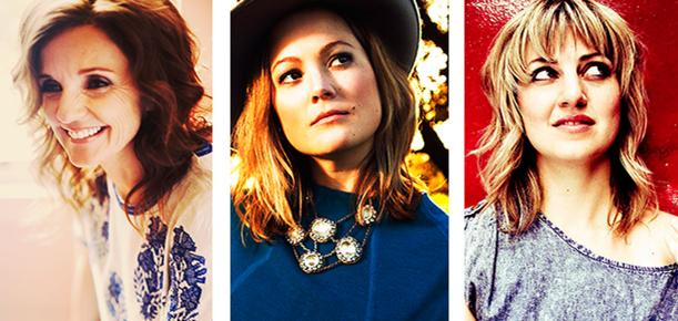 Patty Griffin, Sara Watkins & Anaïs Mitchell