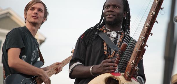 Diali Cissokho & Kaira Ba