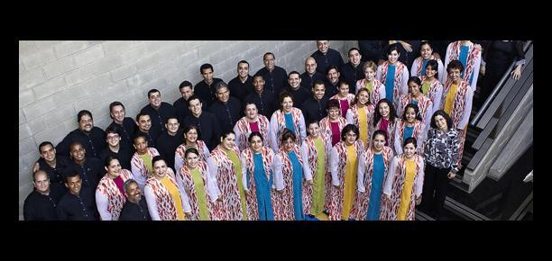 Schola Cantorum de Venezuela, conducted by María Guinand <br /></noscript><img class=