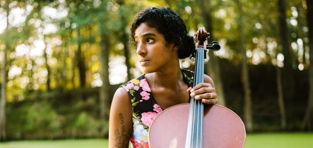 Music in the Gardens: Leyla McCalla