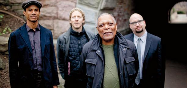 Billy Hart Quartet featuring Ethan Iverson, Mark Turner & Ben Street