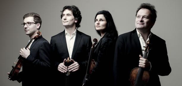 Artist-In-Residence: Belcea Quartet