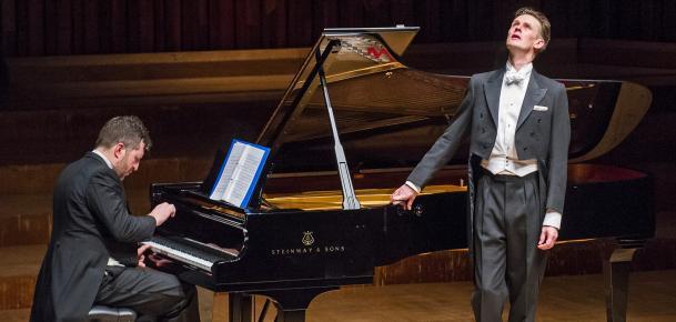 Ian Bostridge, Tenor & Thomas Adès, Piano<br />Winterreise</em>