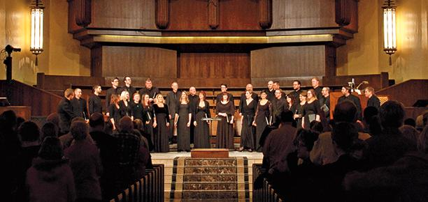 South Dakota Chorale<br /><em>Marcel Tyberg Project: Music Lost in the Holocaust</em>