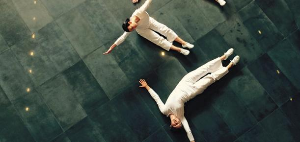 Artist-In-Residence: Trisha Brown Dance Company